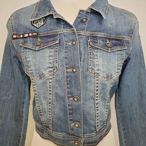 Yaolan Women's Vanguard Jean Jacket